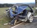 Audi RS 6 Crash