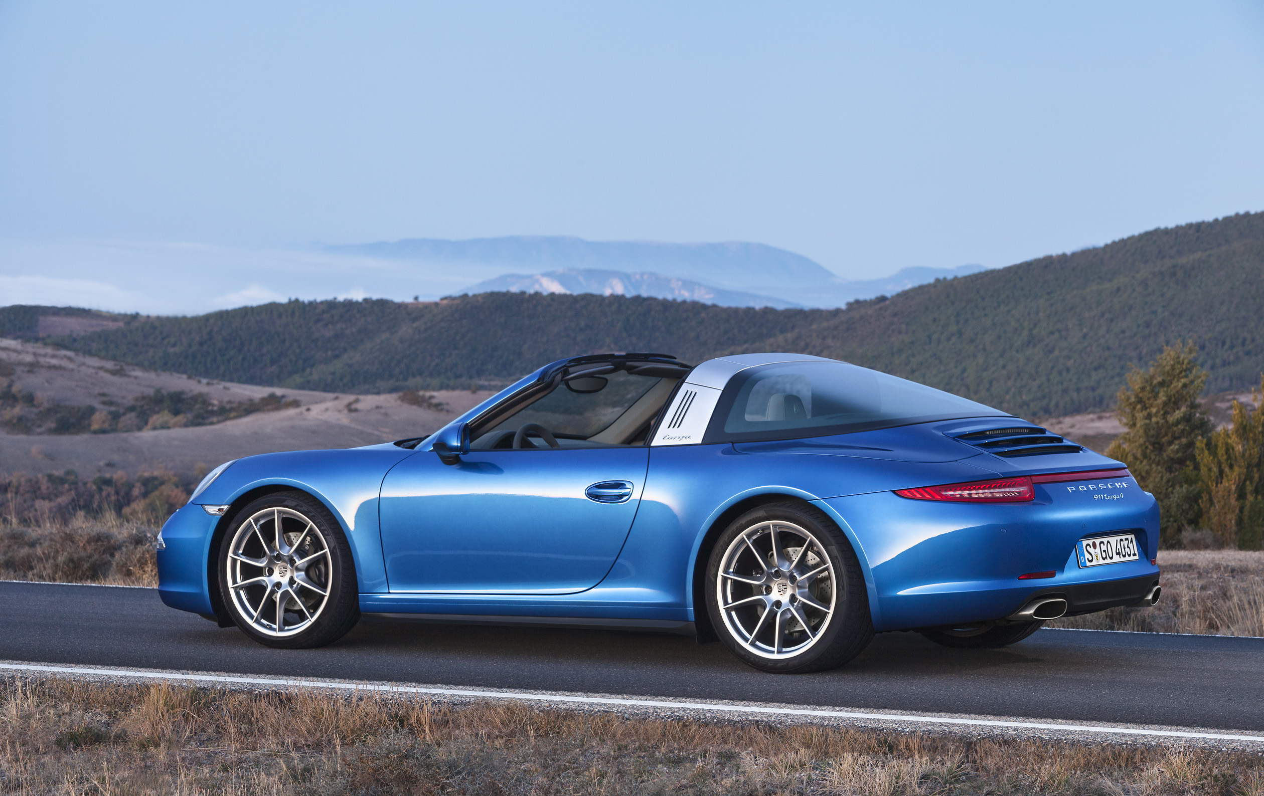 New Porsche 911 Targa 2014 Bhp Cars Performance
