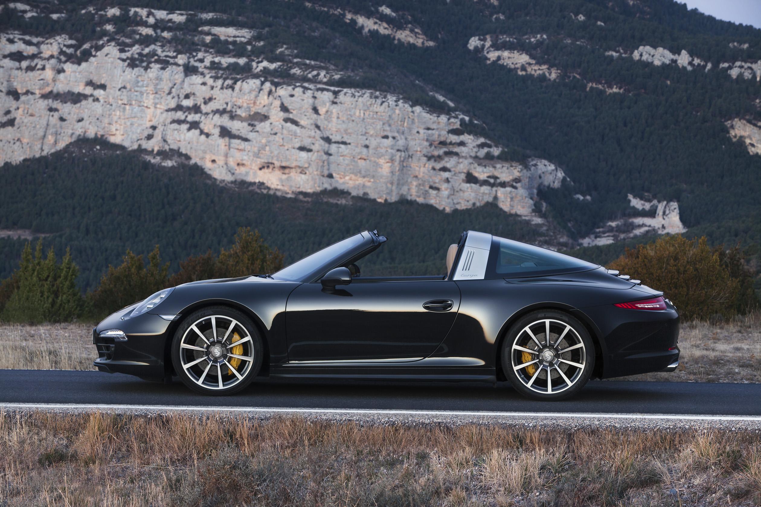 New Porsche 911 Targa 2014 Bhp Cars Performance
