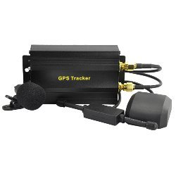 GPS Kit Car Tracker with GPRS and Vehicle Theft Protection System