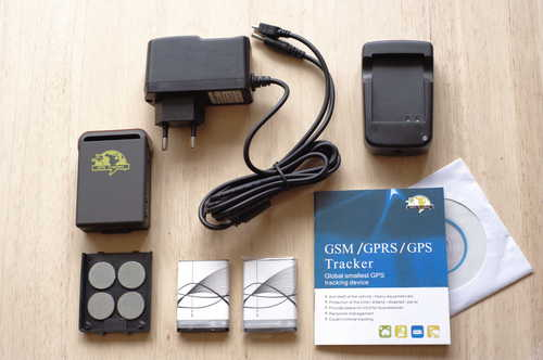 GPS Kit Car Tracker