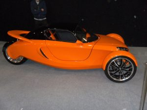 The Razor Kit Car Unveiled
