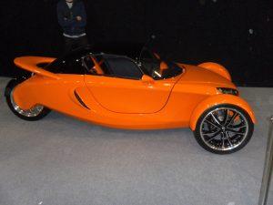 The Razor Kit Car Unveiled