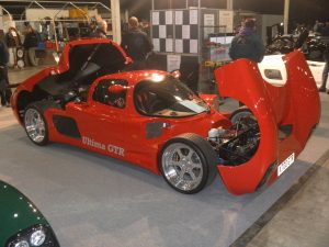 Stoneleigh Kit Car Show 2012