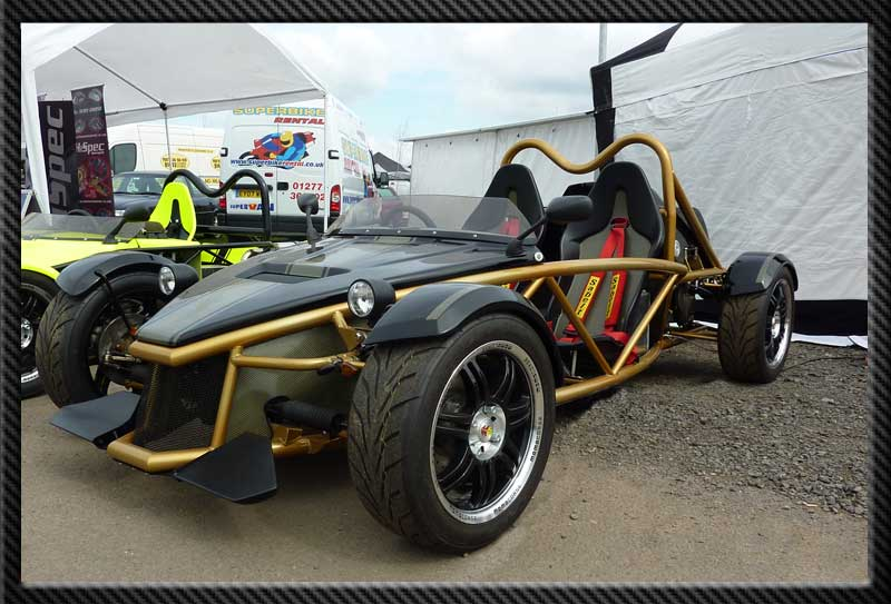 The Mev Rocket Kit Car Bhp Cars Performance Supercar News