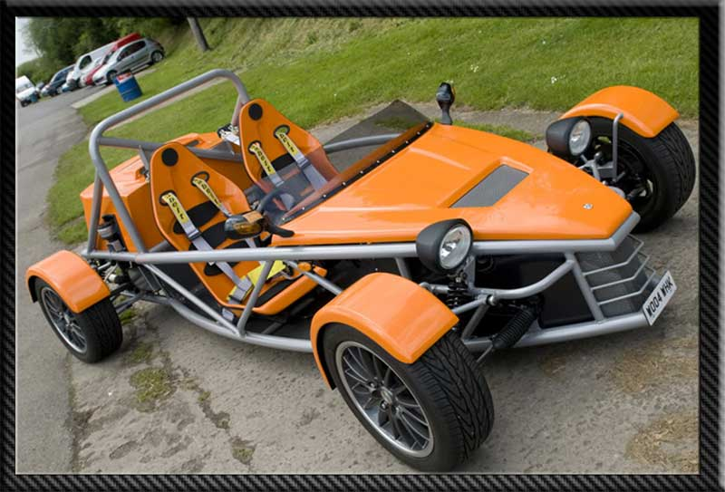 A Great Example Of The MEV Rocket