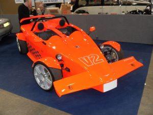 The Vortex V2 Kit Car