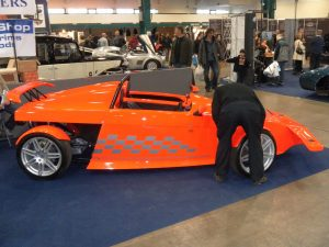 Vortex V2 Kit Car Photo Gallery