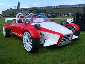 Sonic Seven Kit Car - Very Nice