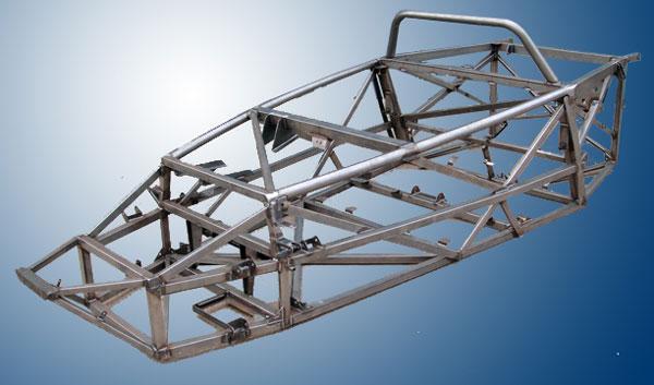 Vortex V2 Kit Car Chassis