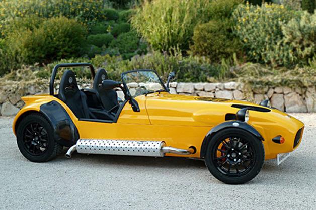 Westfield Sport Turbo ST3
