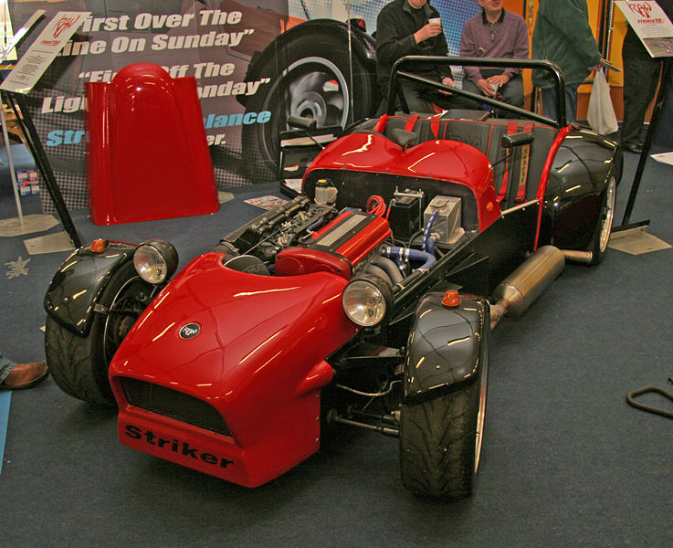 Raw Striker Kit Car