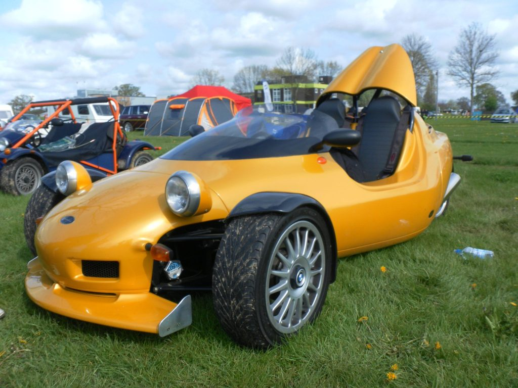Scorpion  Wheeled Car