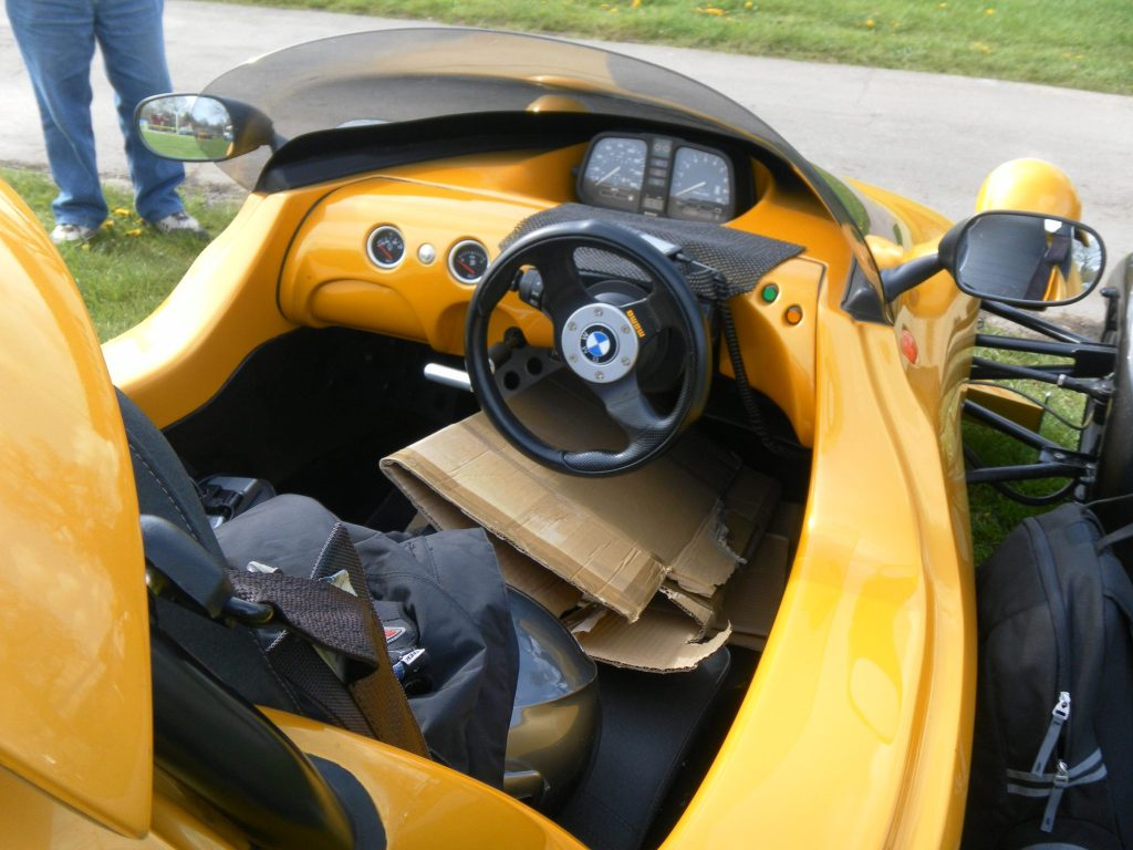 Grinnall Scorpion Kit Car