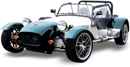 The Zero Kit Car