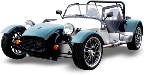 The Zero Kit Car