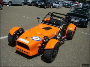 raw striker kit car