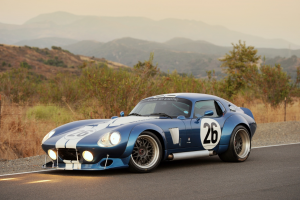 The Daytona Coupe LeMans