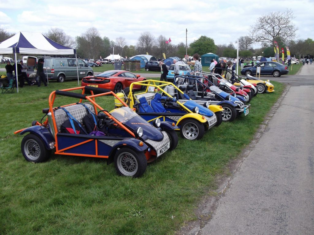 Stoneleigh Kit Car Show