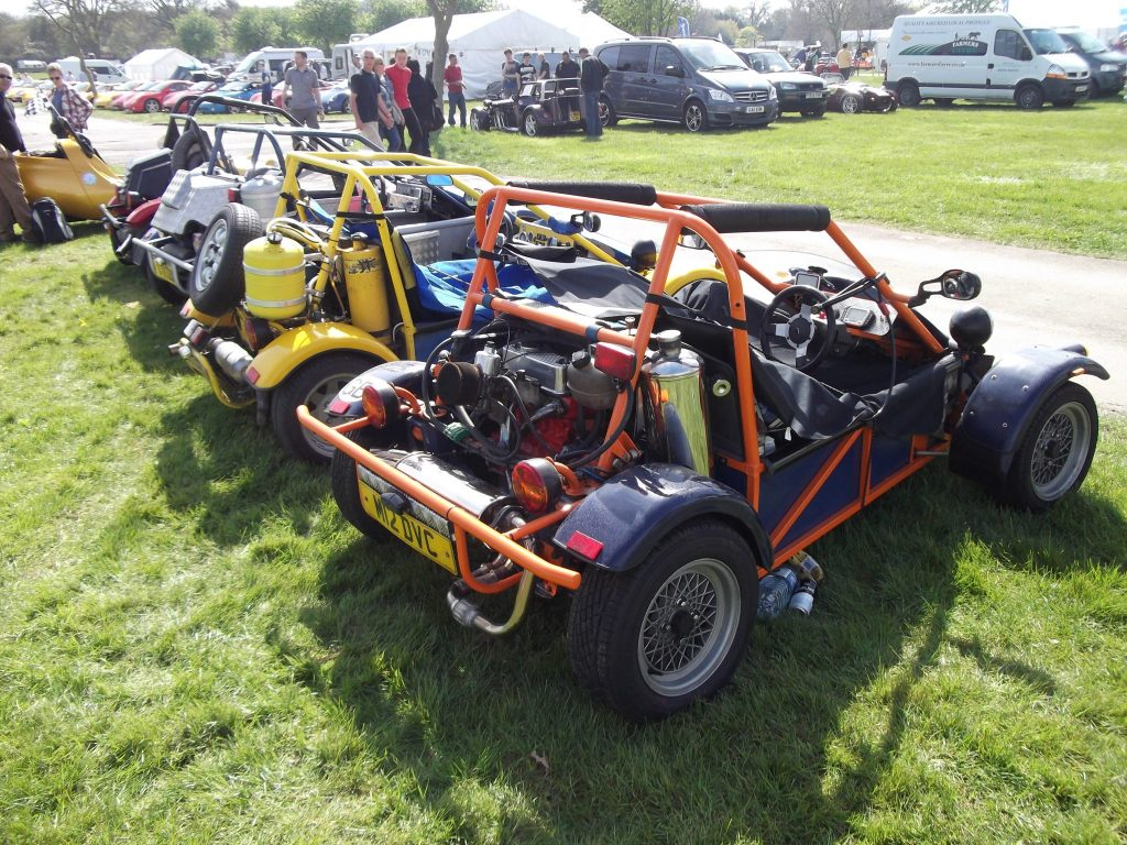 Stoneleigh Kit Car Show 2013