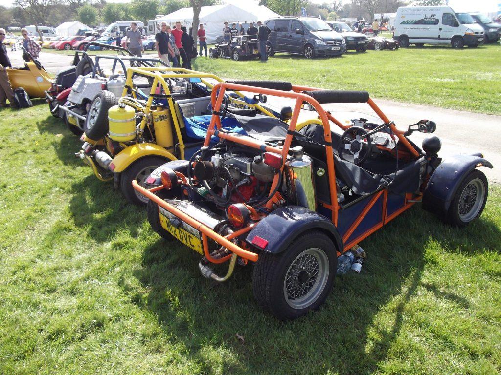 Stoneleigh Kit Car Show 2013