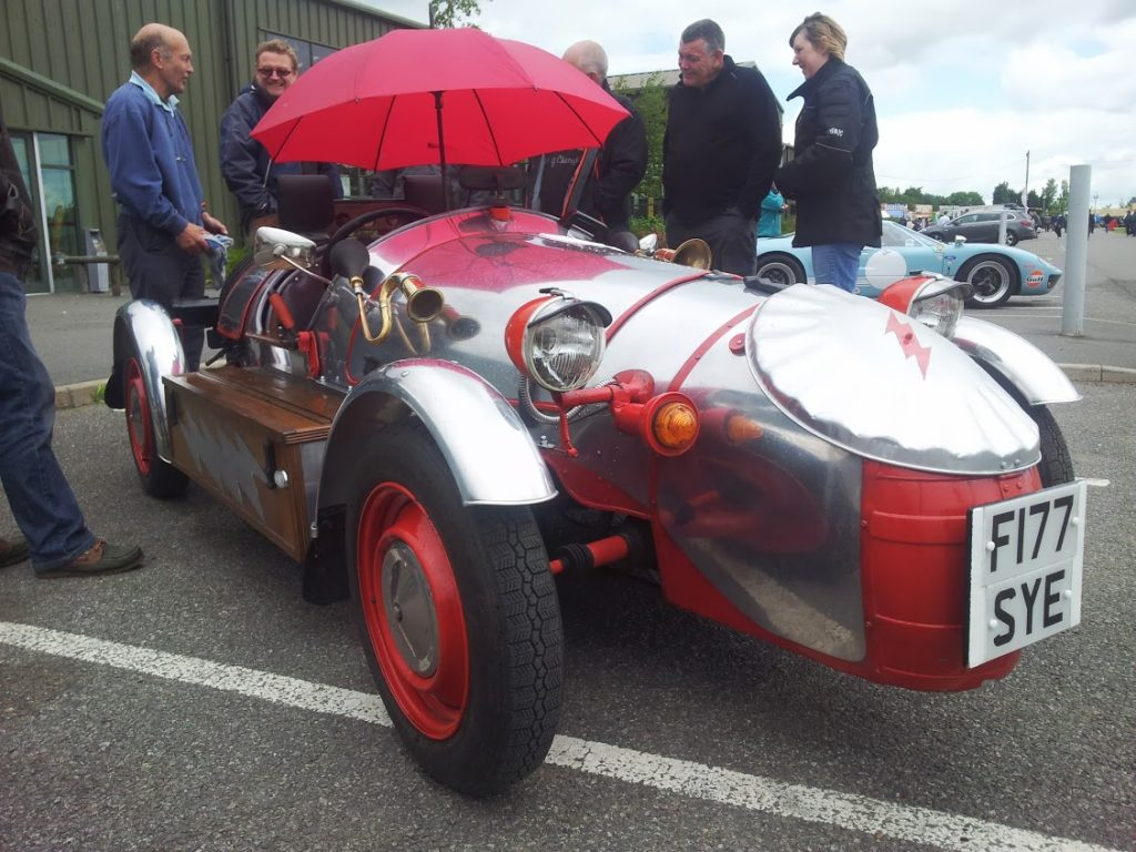 Electric Kit Car