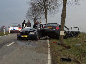 Audi RS ^ Crashed - Unbelievable