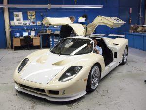 De Macross Epique GT1 Supercar