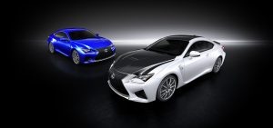 RC F: THE MOST POWERFUL LEXUS V8 PERFORMANCE CAR YET