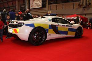 McLaren MP4 12c Police Car