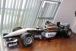 A Day Trip To Mercedes World