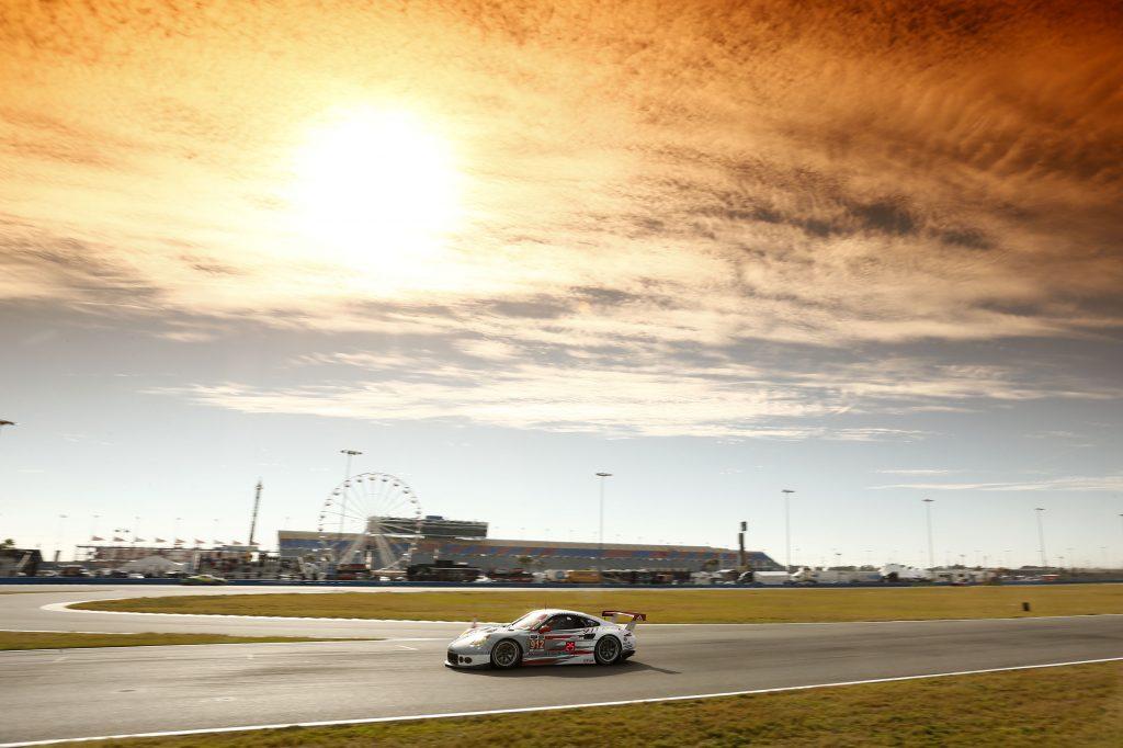 Porsche 911 RSR, Porsche North America, Nick Tandy