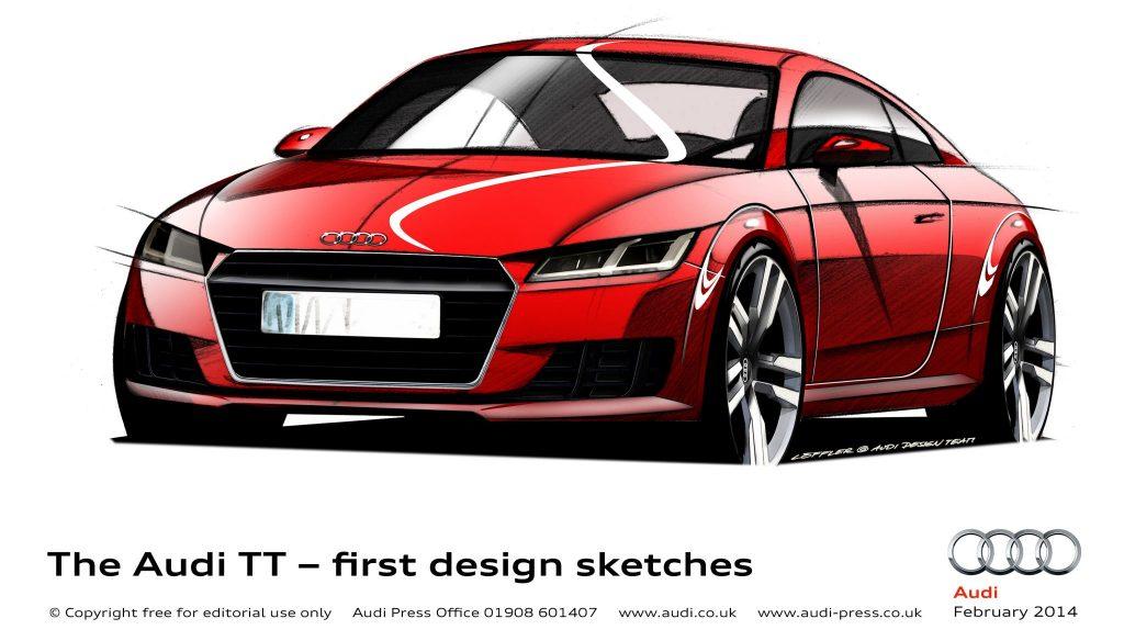 The New Audi TT