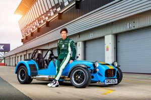 "Kobayashi Hails Caterham Seven 620 R As ""pure Car"""