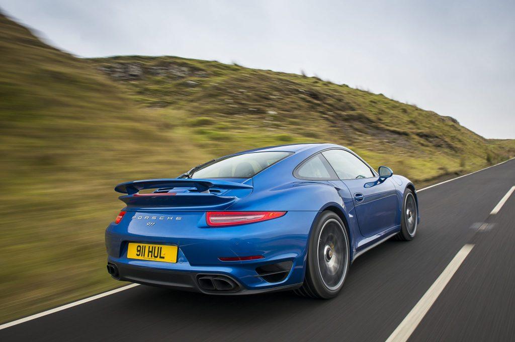 Porsche Achieves Record Figures For Deliveries, Revenue And Profit