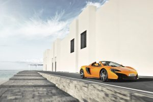 The History That Made The Mclaren 650s