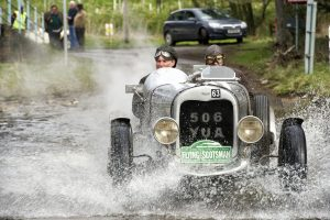 SOUTHERN TEAM WIN THE FLYING SCOTSMAN RALLY'S GREAT NORTHERN ROUTE
