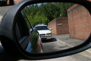 Range Rovers At Risk In London