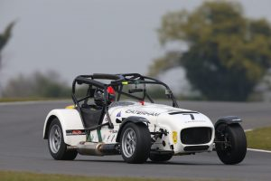 Matt Parry To Guest In Caterham Superlight R300 Race