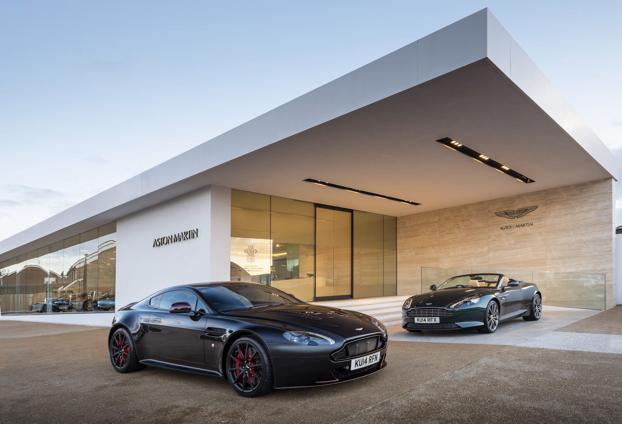 aston martin works celebrates a record performance in march - bhp