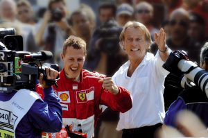 Keep Fighting Michael Schumacher