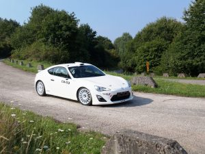 Toyota GT86 CS-R3 Rally Car