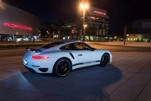 Porsche Exclusive Unveils 911 Turbo S GB Edition