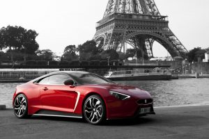 French Hyper-car Furtive-eGT