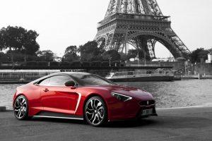 French Hyper-car Furtive-eGT
