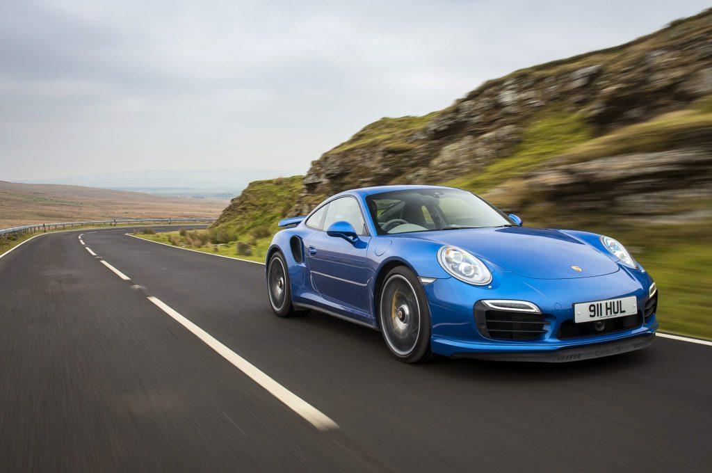 Brands Hatch Festival Of Porsche Revs Up