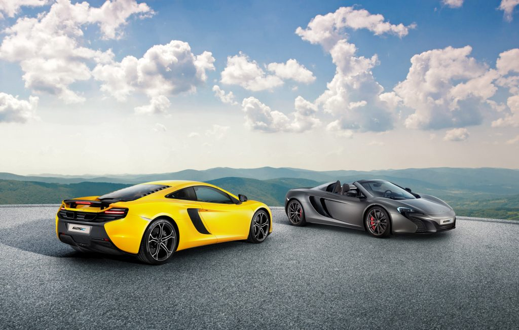 The First Regionally Tailored Mclaren Model