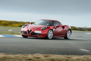 Alfa Romeo 4C Off To An Award-winning Start In Ireland