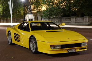 Ultimate Testarossas On Offer At Silverstone Auctions' May Sale