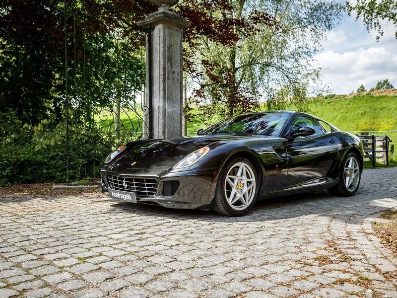 Manual Ferrari 599 GTB